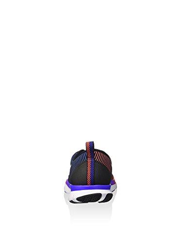 Nike Gratis Trein Veelzijdigheid Mens Multi Kleur Atletische Trainingsschoenen Zwart / Wit- Totaal Crimson-racer Blauw