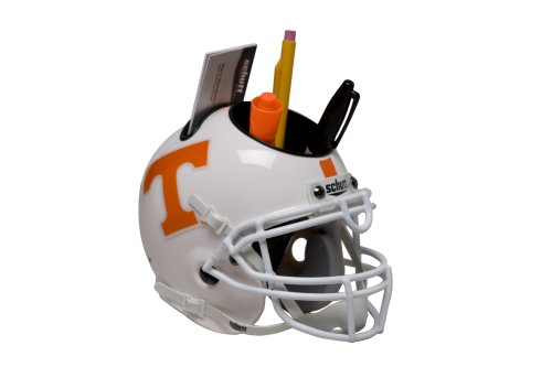 Tennessee Volunteers Vols Football - Schutt Sports Tennessee Volunteers Football Helmet Desk Caddy