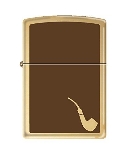 Zippo High Polish Brass Pipe Lighter by Zippo (Image #1)