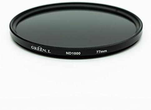 GREENL 28mm ND1000 Filter Neutral Density 10 Stop Optical Glass