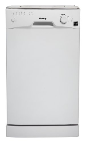 Danby DDW1809W 1 Built In Dishwasher