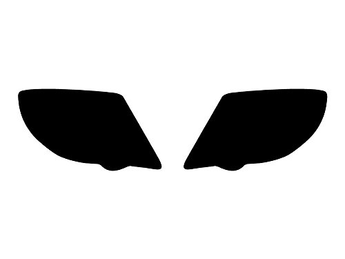 Rtint Tail Light Tint Covers for Subaru Impreza / WRX 2006-2007 (Wagon) - Smoke (Impreza Wrx Wagon)