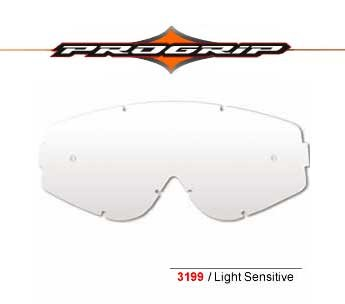 Pro Grip 3101 Youth Goggle Light Sensitive Lens 3199 by Progrip