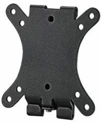 Ergotron Neo-flex Wall Mount, Uld - Mounting Kit ( Wall Plate, Vesa Adapter ) for Plasma Panel - Black - Screen Size: 13