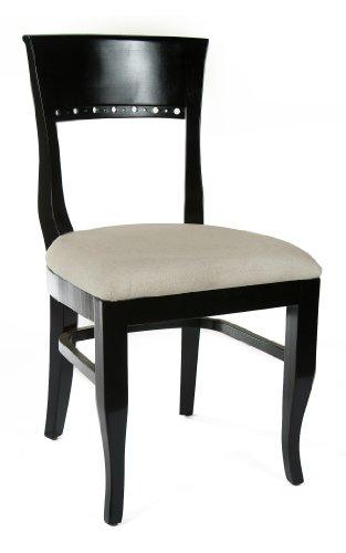 Beechwood Mountain 028SW-DM Series armchairs, Dark Mahogany