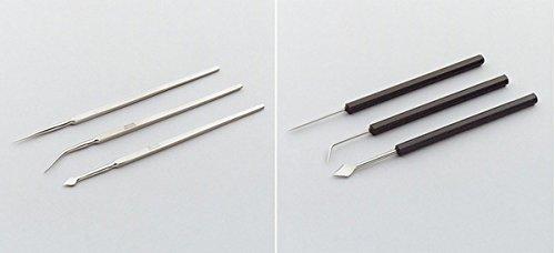 DUTSCHER 076257 Aiguille droite /à dissection longueur 140 mm