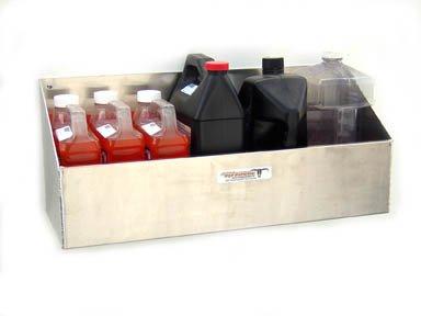 Pit Posse 446 Multi Use Storage Aluminum Cabinet Holder Shop Garage Cargo Trailer Organizer