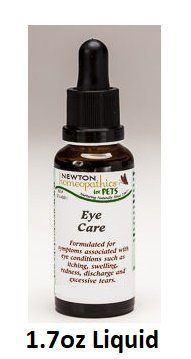 Newton Labs Homeopathics Remedy Pets Eye Care 2oz Liquid