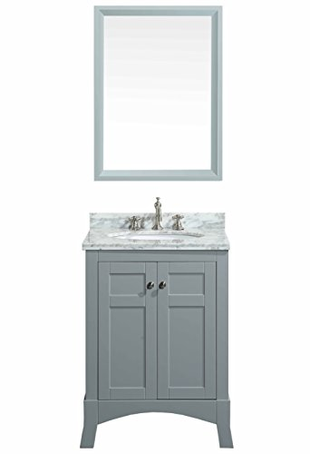 Eviva Evvn514 24Gr Bathroom Carrera Counter Top At A Glance