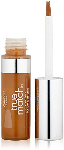 L Oreal True Match Concealer, Medium Deep Cool C6-7-8 , 0.17 oz Pack of 3