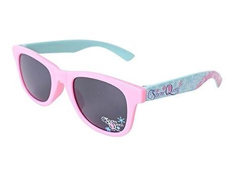 TE-Trend Frozen Niños Niñas Chica Gafas de Sol Gafas de Sol de Niño Protección contra el Sol UV400 Gafas Motivbrille Verano Celebrate Ana Elsa Nieve ...