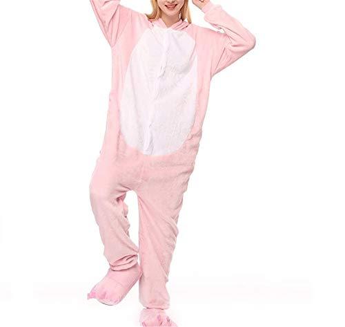 Adult Pajamas Unisex Animal Sleepwear Jumpsuit Cosplay -
