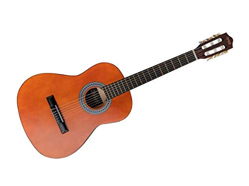 Monoprice 3/4 Classical Guitar - Natural, With Gig Bag - Idyllwild Series