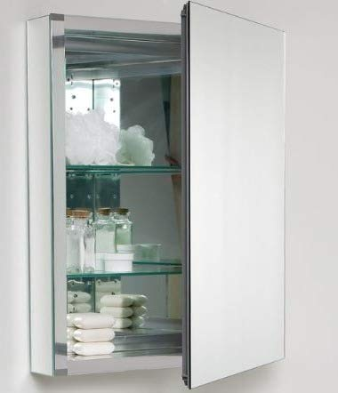 los angeles 2ce0d 0402b Amazon.com: Medicine Cabinet Cabinets for Bathroom-Clear ...