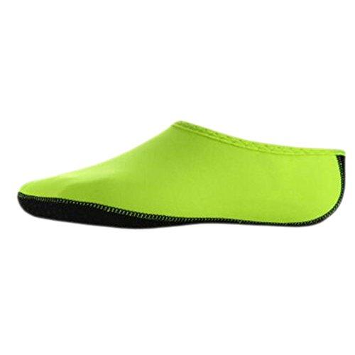 Yoga Durable Nus VOW Non Chaussettes A04 Natation Exercice pour d'eau Surf Plage Pieds Slip LUNA B7xqTT