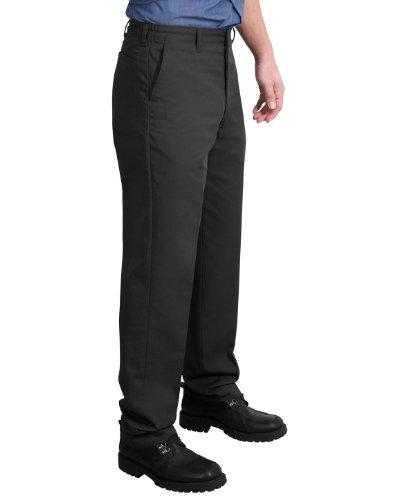 Red Kap Mens Elastic Insert Pant PT60 -Charcoal -