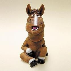Mini Horse Bobble Head