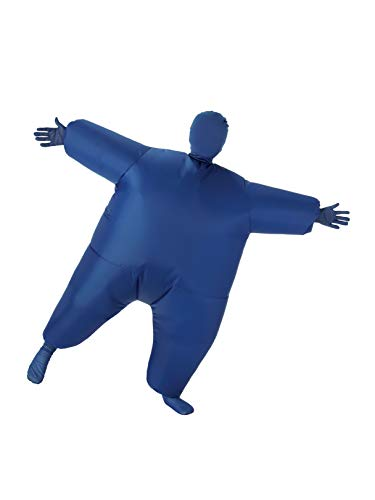 Rubie's Child's Inflatable Full Body Suit Costume, Blue