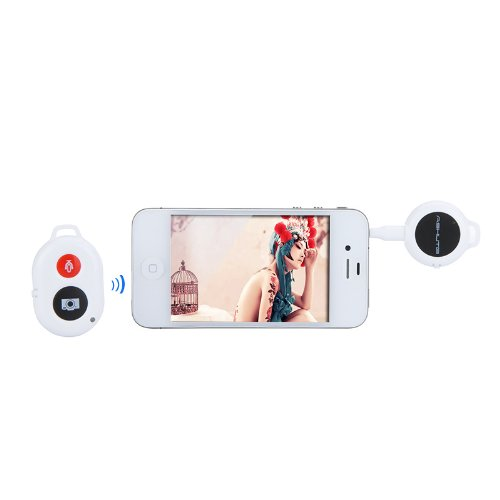 Kingzer Camera Shutter RF Wireless Remote Control for iPhone 4 4S iPad mini iPod touch by KINGZER (Image #4)