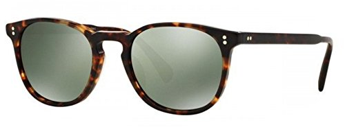 New Oliver Peoples OV 5298 SU 145409 Finley ESQ Matte Tortoise Sunglasses (Oliver Sunglasses Peoples)