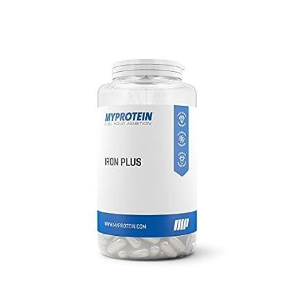 MyProtein Hierro y Ácido Fólico - 30 Tabletas