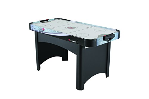 Redline Acclaim 4.5' Air Powdered Hockey Table with 110V Motor and Includes 2 Strikers and 2 Pucks