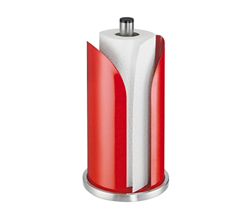 paper towel dispenser red - 8