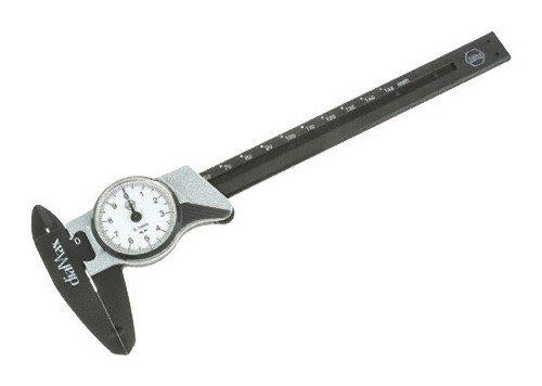 Wiha dialMax 4112102 Sliding Clock Caliper 0.1 mm Reading