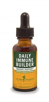 Daily Immune Builder Herb Pharm 1 oz Liquid