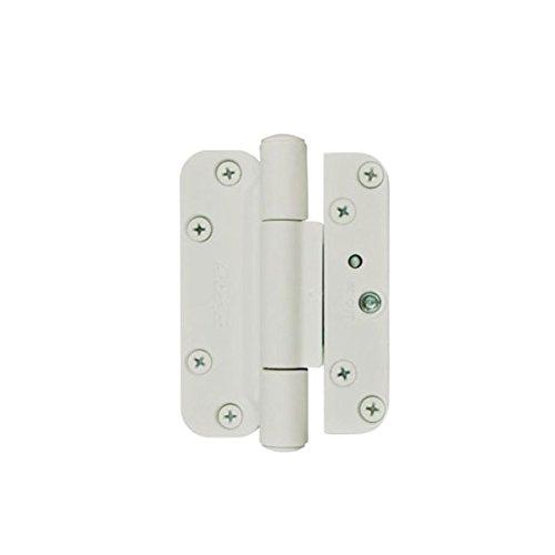3 Hinge Kit, 2005-Present Andersen FWH Left Hand Door - White (Left Hand Door Hinge)
