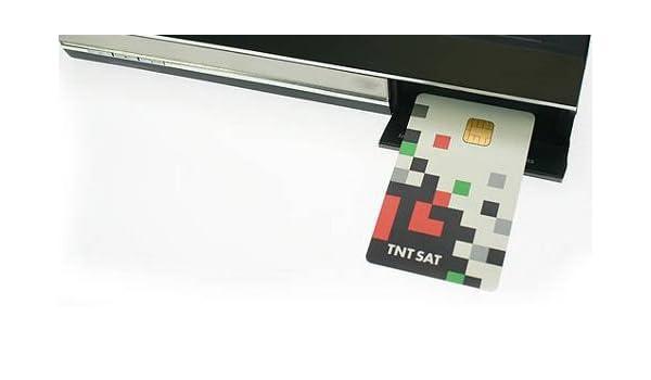 Tarjeta TNTSAT con 4 años de suscripción: Amazon.es: Electrónica