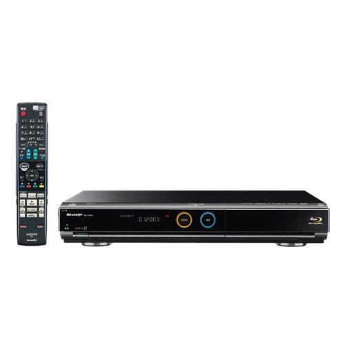 シャープ 1TB 2チューナー ブルーレイレコーダー AQUOS BD-HDW50 B002QYLXMW  1TB