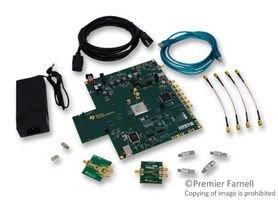 TEXAS INSTRUMENTS ADC08D1520RB/NOPB REFERENCE BOARD, VIRTEX-4 FPGA, ADC