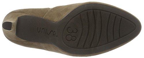 Unisa Peman_ks, Zapatillas de Estar por Casa para Mujer Beige - Beige (MACCHIATO)