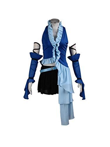 Mtxc Women's Final Fantasy X Cosplay Costume