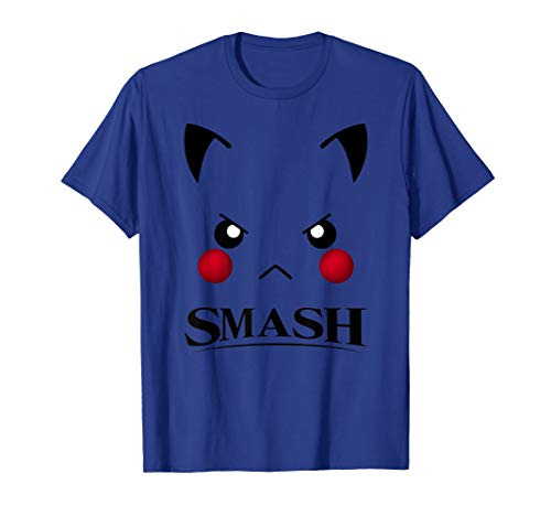 Dark Bro T-shirt Womens (Super Video Game Gift T-shirt Let's Smash it Bros / brothers)