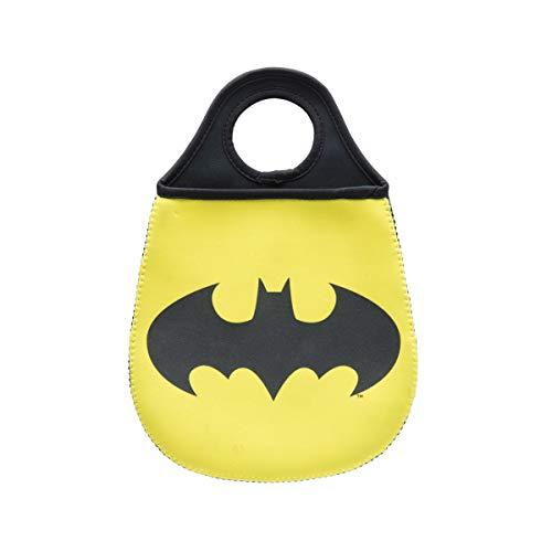 Lixeira Batman Urban Amarelo Neoprene