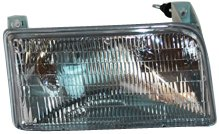 TYC 20-1934-00 Ford Passenger Side Headlight Assembly