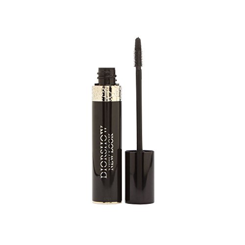 Christian Diorshow New Look Mascara No 090 New Look for Women, Black, 0.33 - Mascara Dior Diorshow