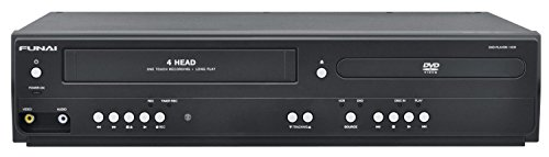 Funai DV220FX5 Dual Deck DVD and VHS VCR Player (Certified )
