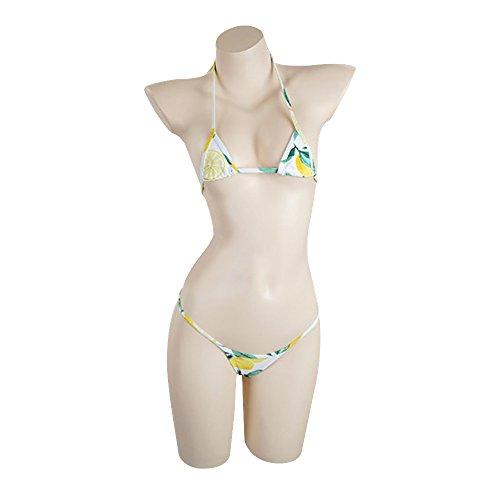 Cherry Print Bikini Set in Australia - 3