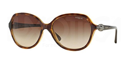 VOGUE Women's Injected Woman 0vo2916sb Square Sunglasses, Dark Havana, 58 - Prices Vogue Sunglasses