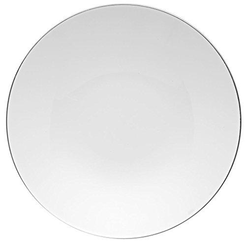 Rosenthal TAC Gropius Platin Service Plate 33 cm/13 in White