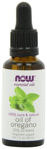 NOW Foods Oil Of Oregano 25%, 1 ounce