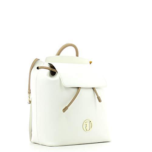 Trussardi White Donna Jeans Unica Zaino Bianco 75b00378 Z1Z4w8qS
