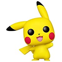Deals on Funko Pop Pokemon Pikachu Waving 43263