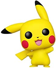 Funko Pop! Pokemon - Pikachu (Waving)