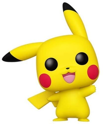 Funko Pop! Games: Pokemon - Pikachu (Waving)