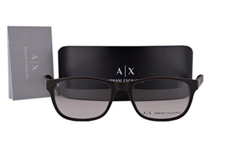 Armani Exchange AX3034 Eyeglasses 54-18-140 Matte Mountain 8194 AX - Exchange Armani For Kids