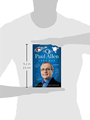ae5817d7142 Buy Idea Man  A Memoir by the Cofounder of Microsoft Book Online at ...